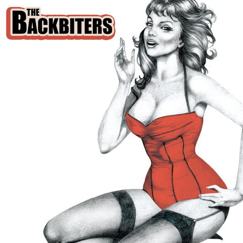 Backbiters - The Backbiters [CD]