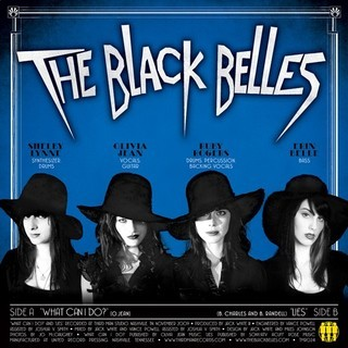 Black Belles - What Can I Do / Lies [Compacto] - comprar online