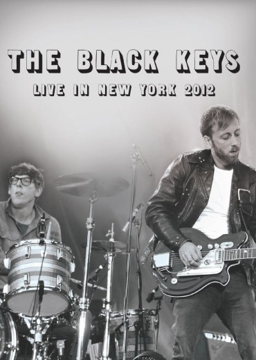 Black Keys - Live in New York 2012 [DVD] - comprar online