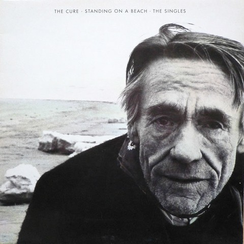 Cure - Standing On A Beach - The Singles [LP]