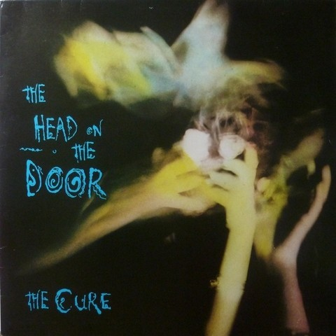 Cure - The Head On The Door [LP]