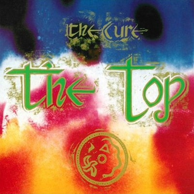 Cure - The Top [LP] - comprar online