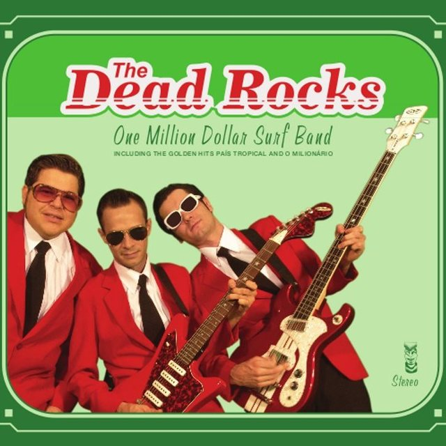 Dead Rocks - One Million Dollar Surf Band [CD] - comprar online