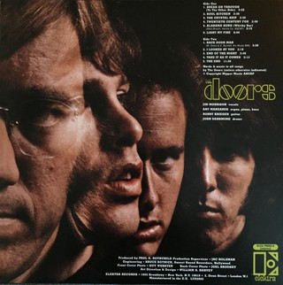 Doors - The Doors [LP] na internet