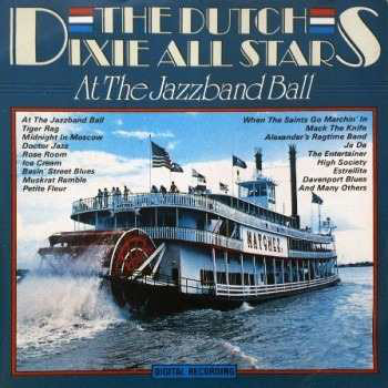 Dutch Dixie All Stars - At the Jazzband Ball [LP]