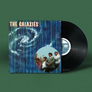 Galaxies - The Galaxies [LP] - 180 Selo Fonográfico