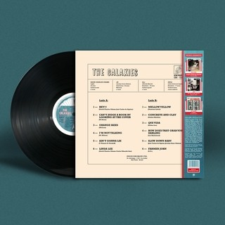 Galaxies - The Galaxies [LP] na internet