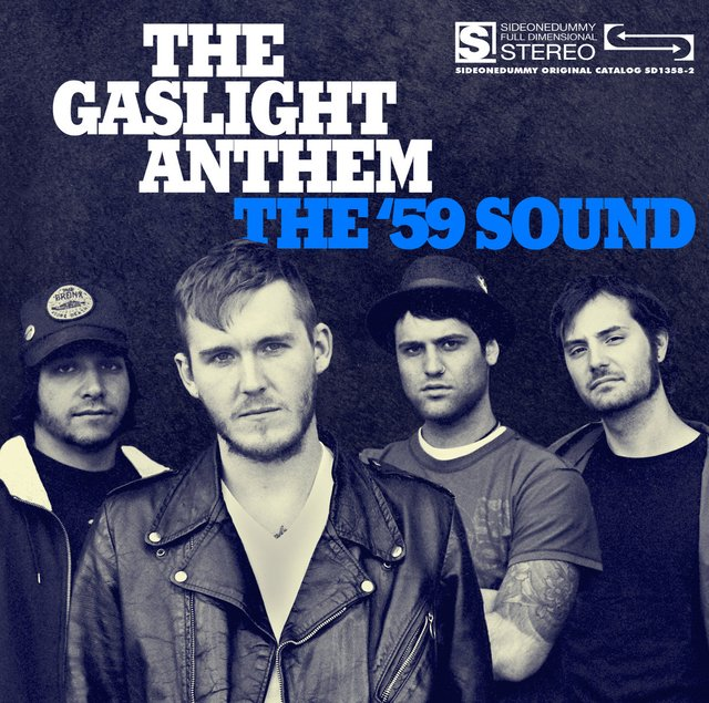 Gaslight Anthem - The '59 Sound [CD] - comprar online