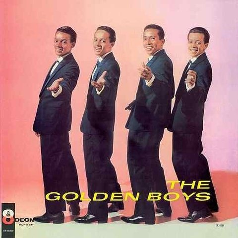 The Golden Boys - The Golden Boys (1964) [LP]