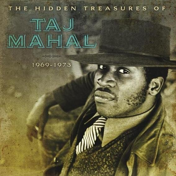 Taj Mahal - The Hidden Treasures of Taj Mahal: 1969-1973 [LP Duplo]