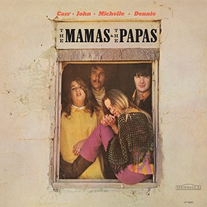 Mamas & The Papas - The Mamas & The Papas (1966) [LP]