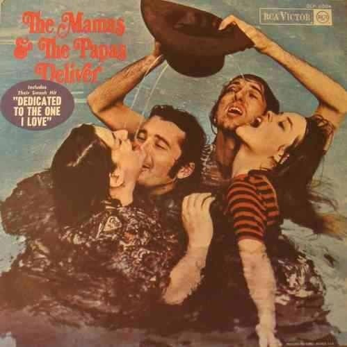 Mamas & The Papas - Deliver [LP] - comprar online