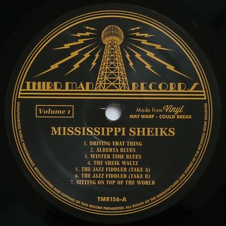 The Mississippi Sheiks - Complete Recorded Works In Chronological Order Vol. 1 [LP] na internet