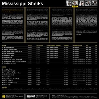 The Mississippi Sheiks - Complete Recorded Works In Chronological Order Vol. 2 [LP] - comprar online