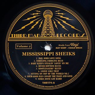 The Mississippi Sheiks - Complete Recorded Works In Chronological Order Vol. 2 [LP] na internet