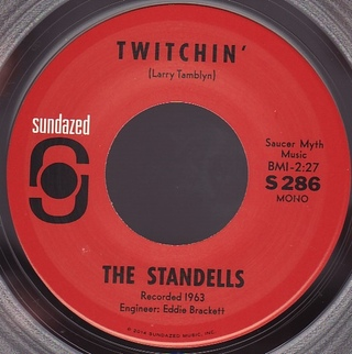 Standells - Dirty Water / Twitchin' [Compacto] - loja online