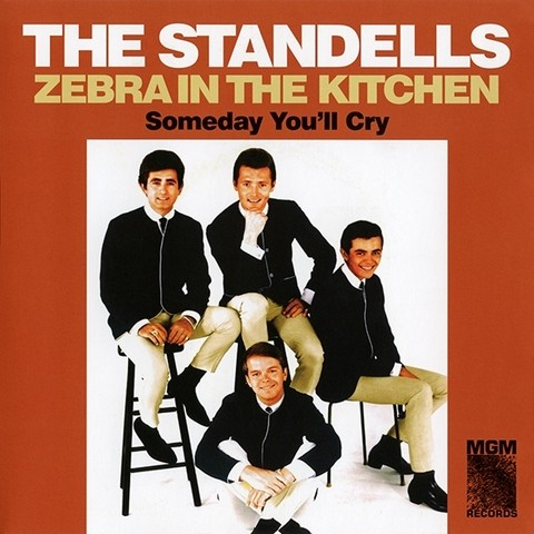 Standells - Zebra In The Kitchen [Compacto] - comprar online