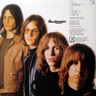 Stooges - The Stooges [LP] - 180 Selo Fonográfico