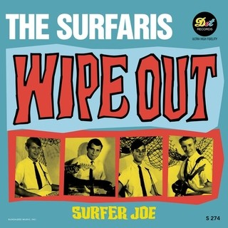 Surfaris - Wipe Out / Surfer Joe [Compacto] - comprar online