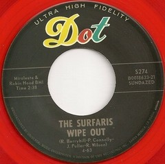 Surfaris - Wipe Out / Surfer Joe [Compacto]