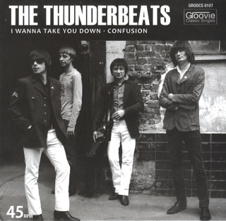Thunderbeats - I Wanna Take You Down [Compacto] - comprar online