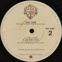 Time - The Time [LP]