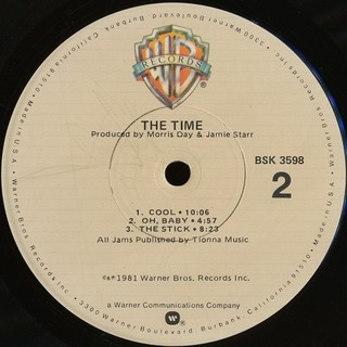 Time - The Time [LP] - loja online