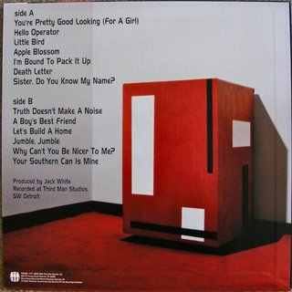 White Stripes - De Stijl [LP] na internet