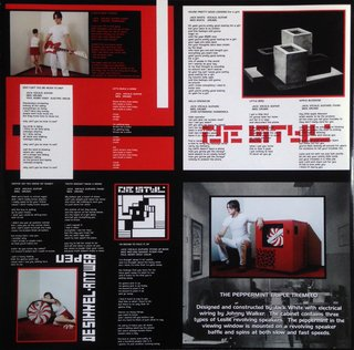 White Stripes - De Stijl [LP] - loja online