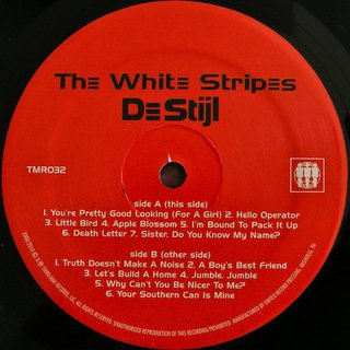 Imagem do White Stripes - De Stijl [LP]