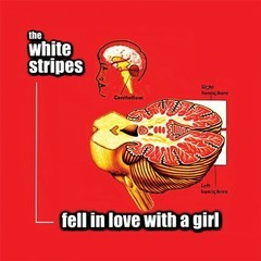 White Stripes - Fell In Love With A Girl [Compacto]