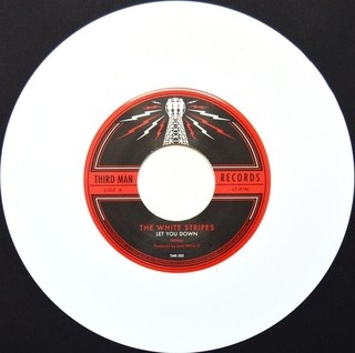White Stripes - Let You Down [Compacto] - comprar online