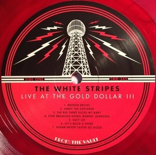White Stripes - Live at the Gold Dollar Vol. III [LP] - loja online