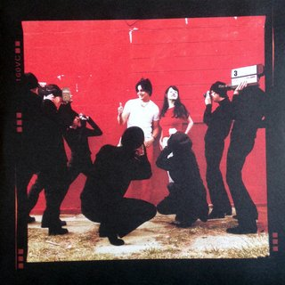 White Stripes - White Blood Cells [LP] - 180 Selo Fonográfico