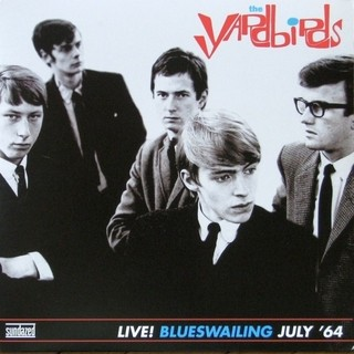 Yardbirds - Live! Blueswailing July '64 [LP] na internet