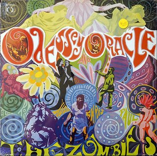 The Zombies - Odessey & Oracle [LP]