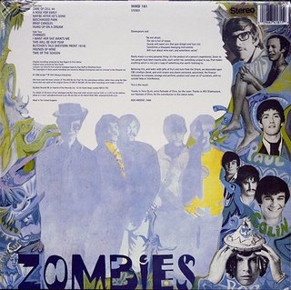 The Zombies - Odessey & Oracle [LP] - comprar online