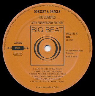 The Zombies - Odessey & Oracle [LP] na internet