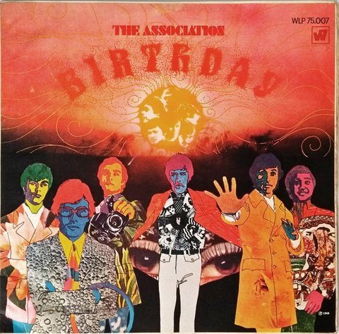 The Association ‎– Birthday [LP]