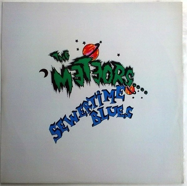 The Meteors - Sewertime Blues [LP]  - comprar online