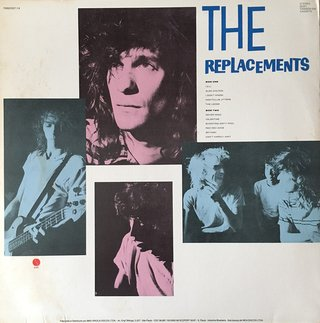 The Replacements ‎– Pleased to Meet Me [LP] - comprar online