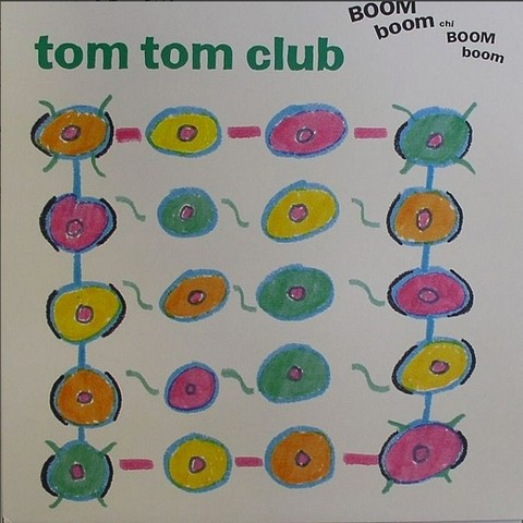 Tom Tom Club - Boom Boom Chi Boom Boom [LP]