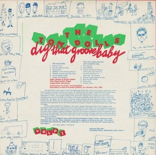 Toy Dolls - Dig That Groove Baby [LP]  na internet