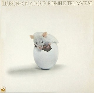 Triumvirat - Illusions on a Double Dimple [LP]