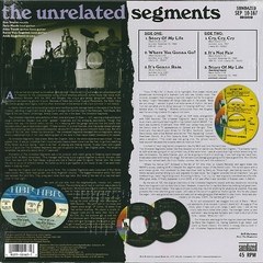 Unrelated Segments - The Unrelated Segments EP [10