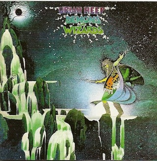 Uriah Heep - Demons and Wizards [LP] - comprar online