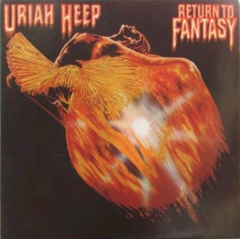 Uriah Heep - Return To Fantasy [LP]