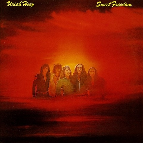 Uriah Heep - Sweet Freedom [LP]
