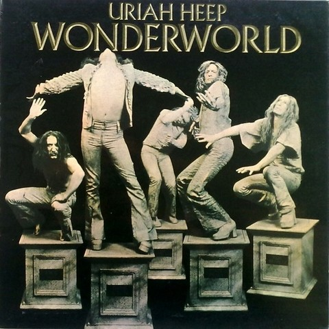 Uriah Heep - Wonderworld [LP]