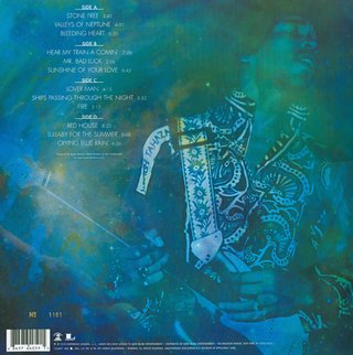 Jimi Hendrix - Valleys of Neptune [LP Duplo] - comprar online